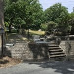 backyard-retaining-wall-and-concrete-stairs