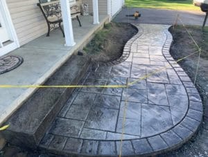 front-walkway-stamped-concrete