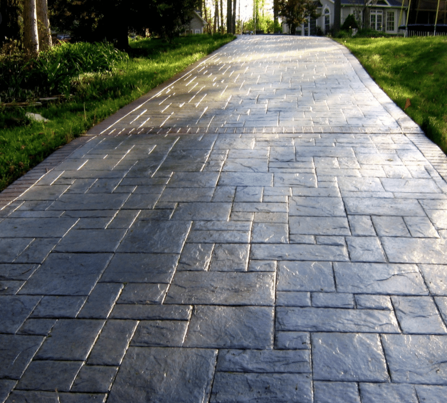 Choose Stamped Concrete For Decorative Concrete Installations