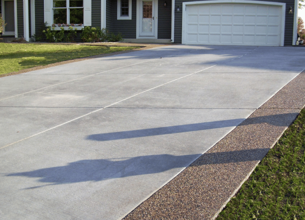 Key Benefits and Styles of Concrete Driveways