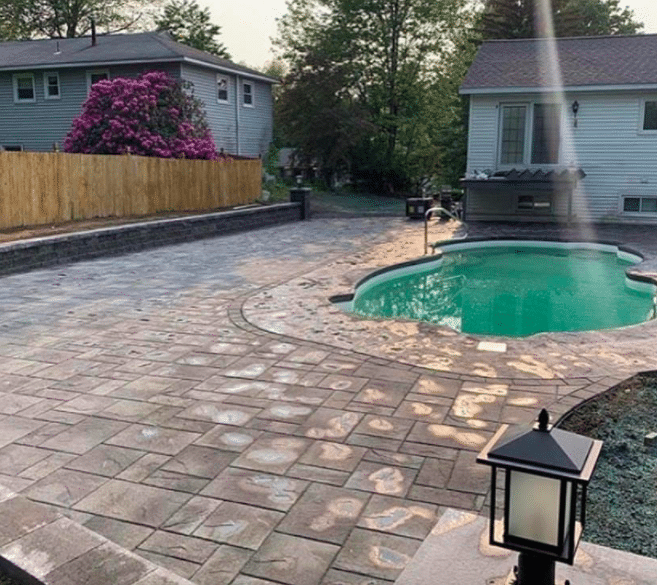 stamped-concrete-around-pool-colonie-ny