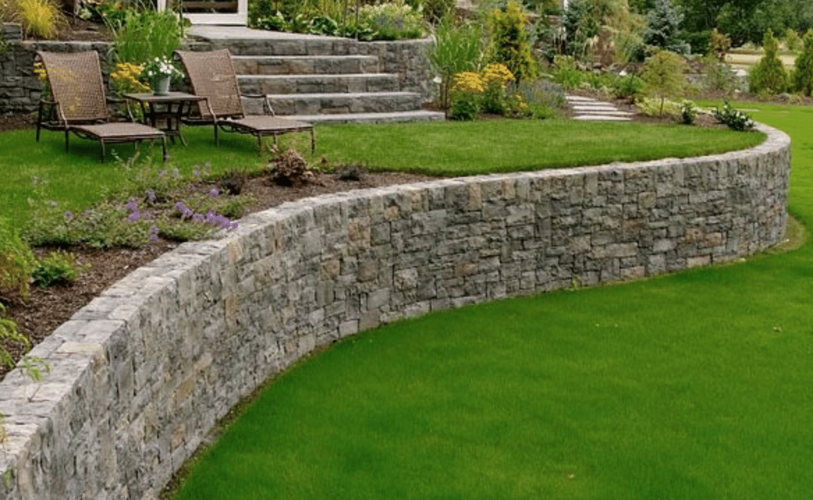 Why You Should Install Retaining Wall in Your Property