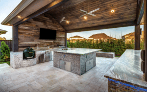 Make Your Outdoor Enjoyable By Building an Outdoor Kitchen