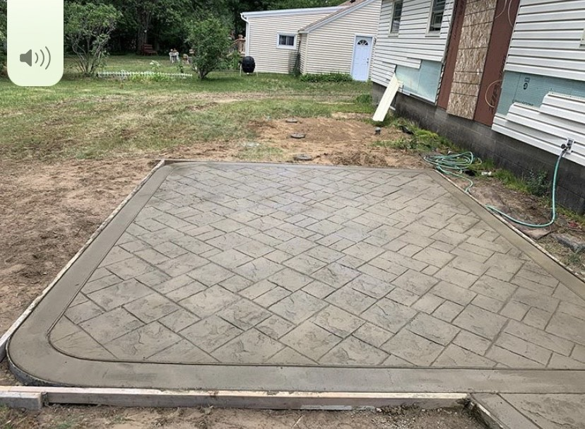 what-is-stamped-concrete