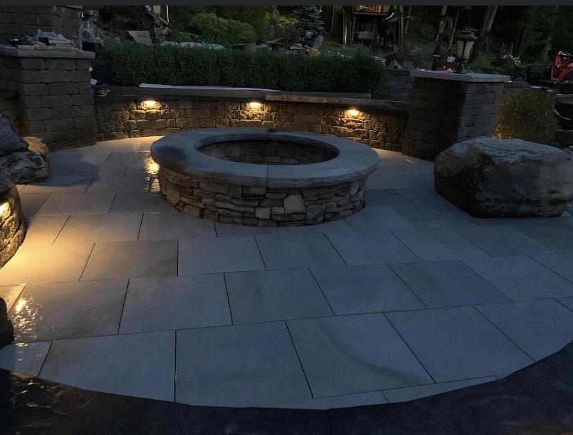 Clifton-Park-hardscaping-project-Versa-Lok-pavers-Belgard-Tile-stamped-concrete-11