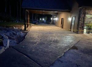 Clifton-Park-hardscaping-project-Versa-Lok-pavers-Belgard-Tile-stamped-concrete-8