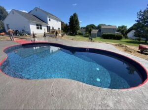 Latham-concrete-hardscaping-project-Heavy-stone-stamped-concrete-3