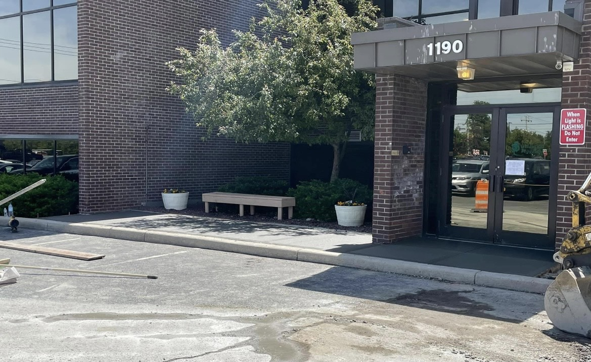 Broom-finished-commercial-sidewalk-Albany-NY-2
