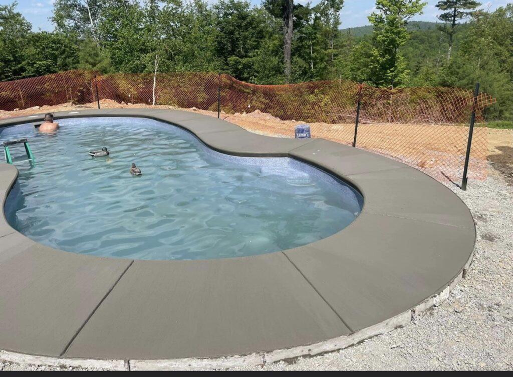 Broom-finished-pool-deck-Brant-Lake-1