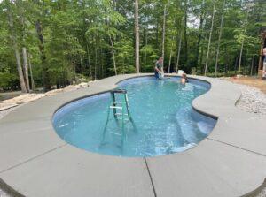 Broom-finished-pool-deck-Brant-Lake-2