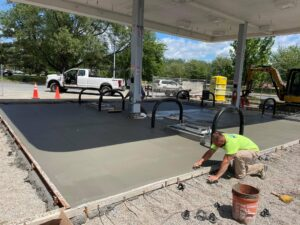 commercial-concrete-at-Sunoco-Albany-NY-2